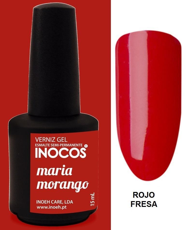 Esmalte Inocos *Morango*