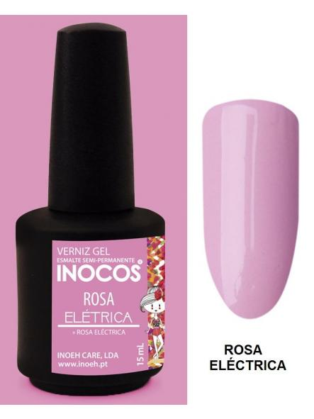 Esmalte Inocos *Rosa eléctrica*