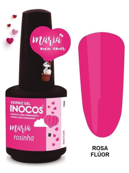 Esmalte Inocos *Rosinha*