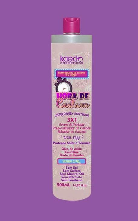 Memorizador en crema Kaedo 500 ml