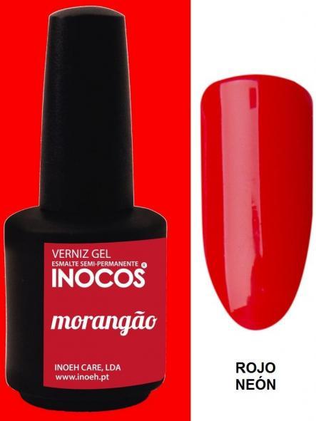 Esmalte Inocos *Morangão*