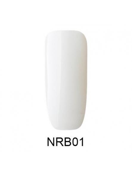 Base Rubber 2 en 1 White Makear