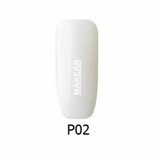 Gel paint P02 Makear