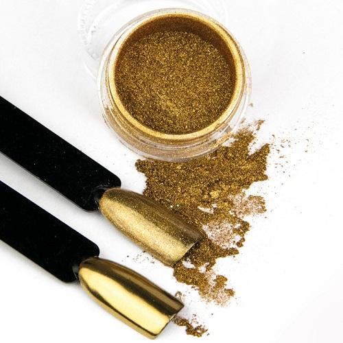 Pigmento espejo Gold