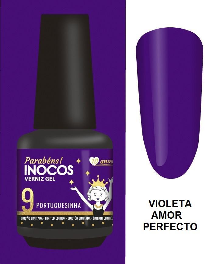 Esmalte Inocos *Portuguesinha*