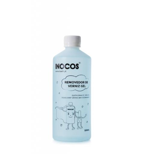 Removedor permanentes Inocos 500 ml