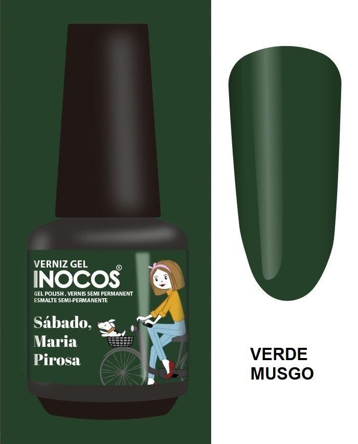 Esmalte Inocos *Sábado, Maria Pirosa*