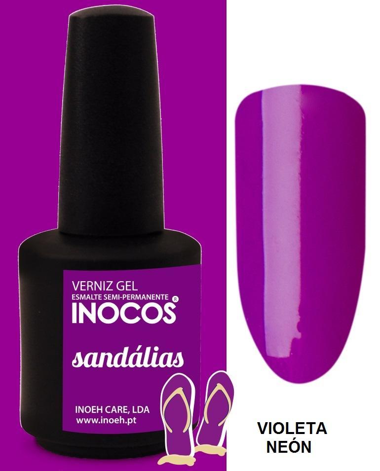 Esmalte Inocos *Sandálias*