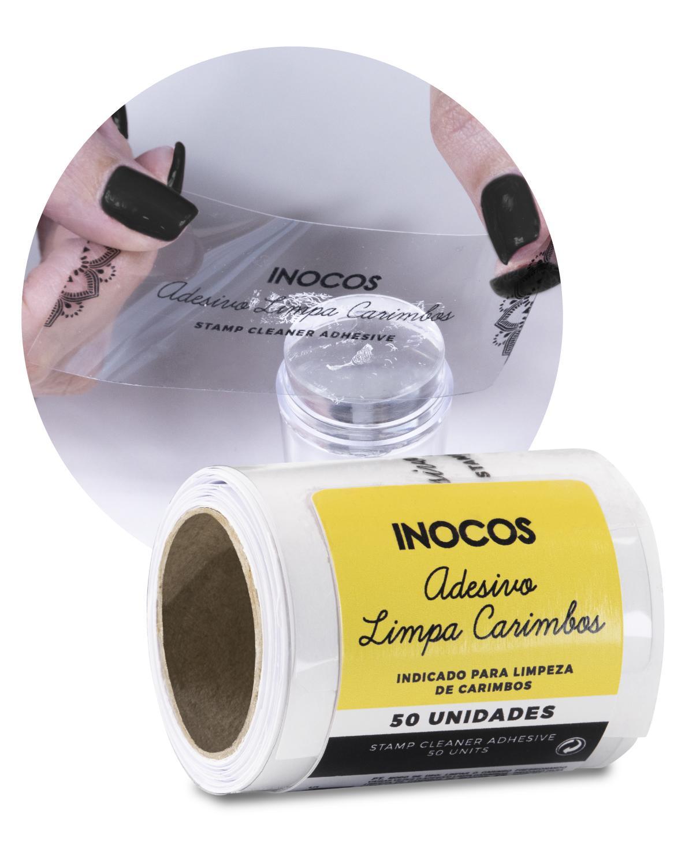 Adhesivos limpia sellos Inocos