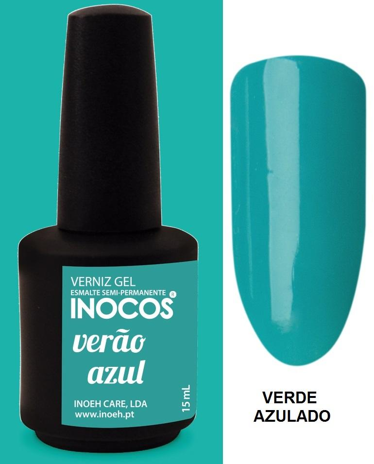 Esmalte Inocos *Verão azul*