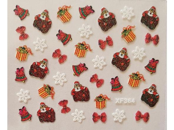 Stickers navideños xf-364 [0]