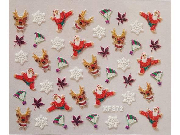 Stickers navideños xf-372 [0]