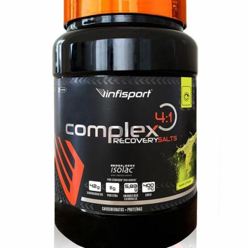 COMPLEX 4:1® RECOVERY SALTS POLVO 1,2 KG