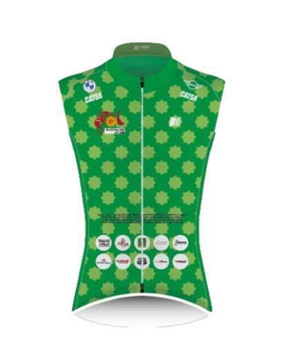Chaleco Oficial Premio de la Regularidad 67º Edición Vuelta Andalucia - Ruta del Sol Lightweight