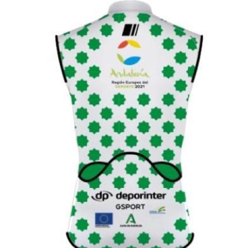 Chaleco Oficial Premio Primer Andaluz 67º Edición Vuelta Andalucia - Ruta del Sol Lightweight [1]
