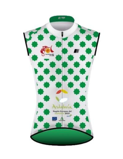 Chaleco Oficial Premio Primer Andaluz 67º Edición Vuelta Andalucia - Ruta del Sol Lightweight