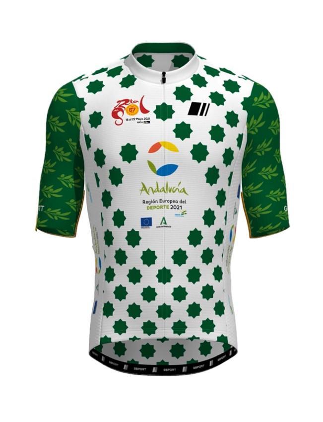 Maillot Primer Andaluz 67º Edición Vuelta Andalucia - Ruta del Sol