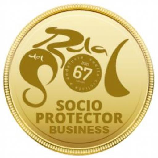 "SOCIO - PROTECTOR ORO "" Business"""