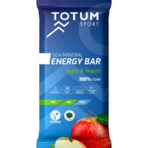 Totum Sea Mineral Energy Bar Apple & Yogurt