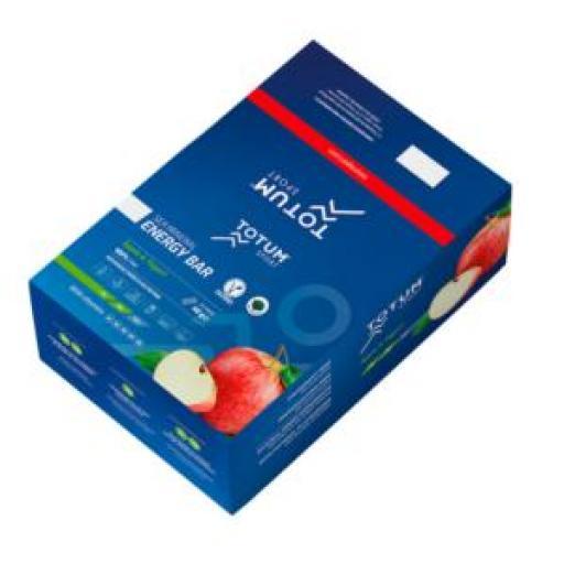 Totum Sea Mineral Energy Bar Apple & Yogurt (Caja de 24 unidades)