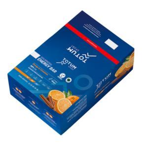 Totum Sea Mineral Energy Bar Orange & Cinnamon (Caja de 24 unidades)