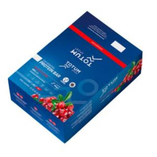 Totum Sea Mineral Protein Bar Berries & Vanilla (Caja de 24 unidades) [0]