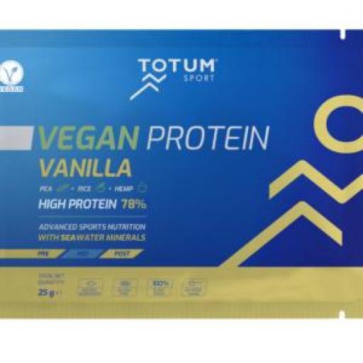 Totum Vegan Protein Vanilla