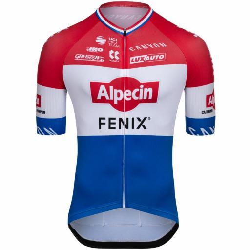 Maillot ALPECIN-FENIX NL 21 OFICIAL TEAM