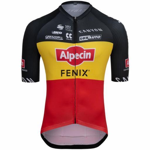 Maillot ALPECIN-FENIX BE 21 - OFICIAL TEAM