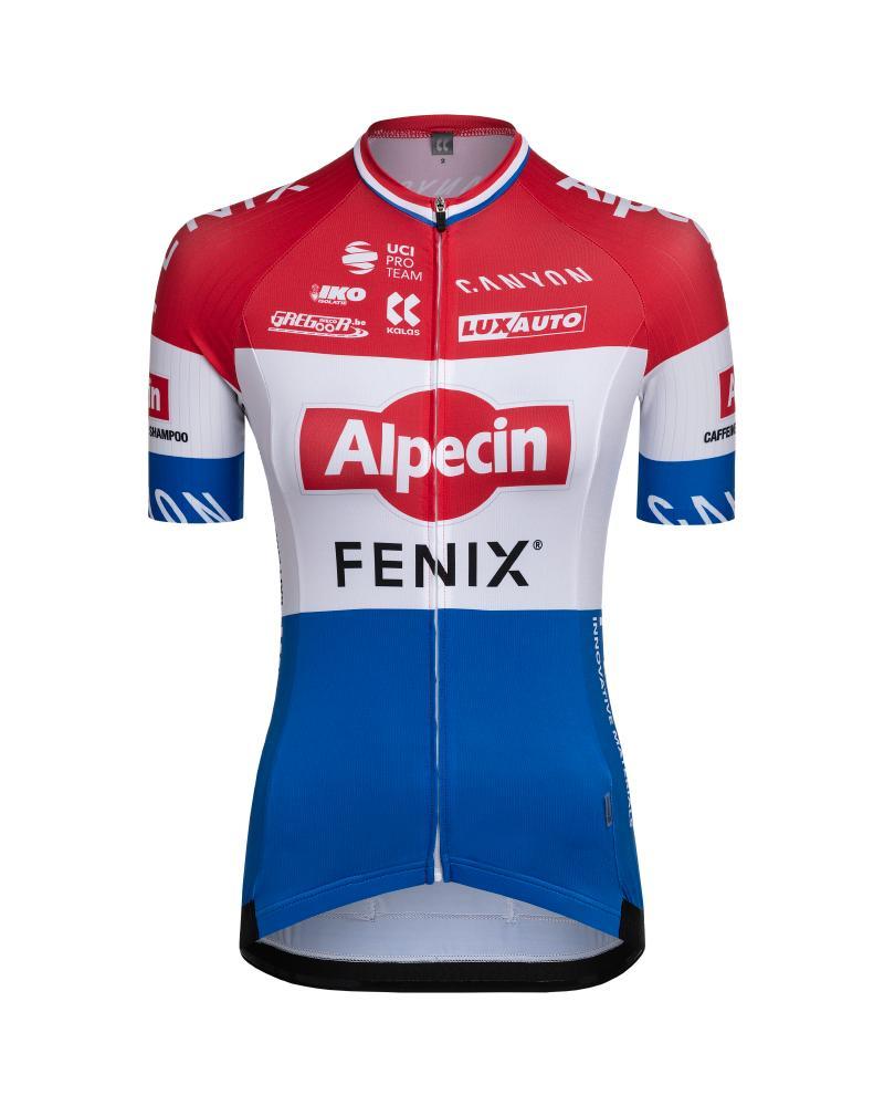 Maillot Mujer ALPECIN-FENIX 21 NL  OFICIAL TEAM