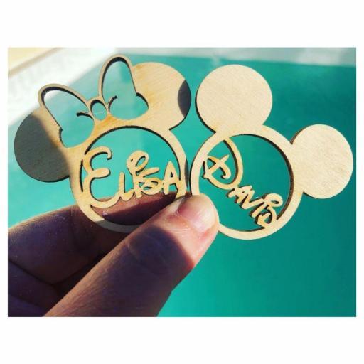 Marcasitios Disney