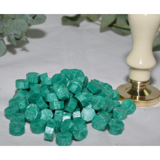 Pastillas lacre Verde