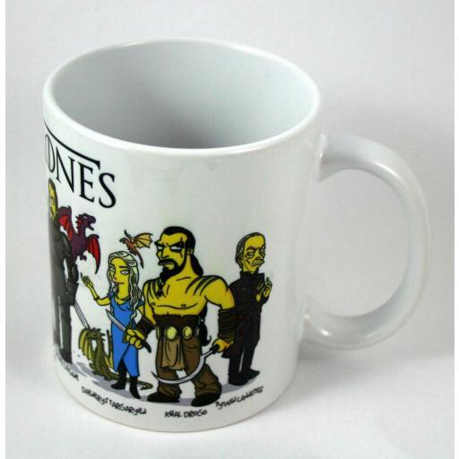 Taza y Llavero Juego de Tronos Simpsons  [0]