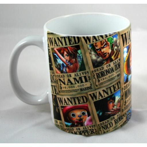 Taza y llavero one piece [1]