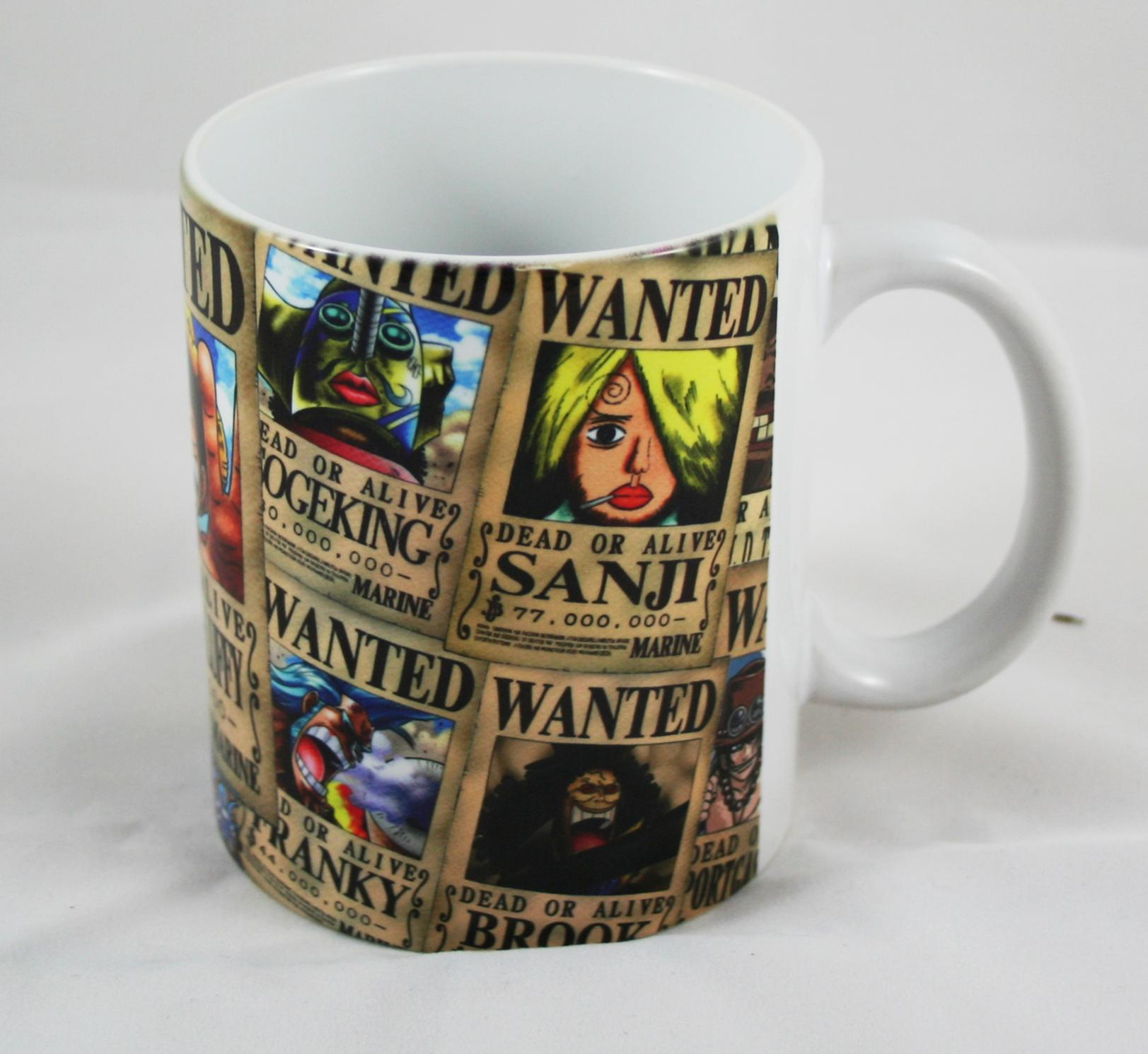 Taza y llavero one piece