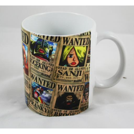 Taza y llavero one piece [0]