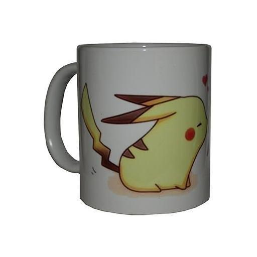 Taza Pikachu beso  [1]