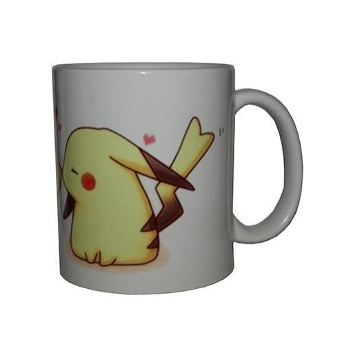 Taza Pikachu beso  [2]