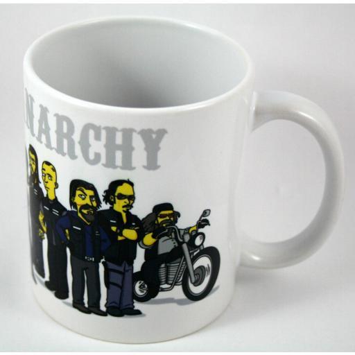 HobbyElx Taza y Llavero Sons of Anarchy  [1]