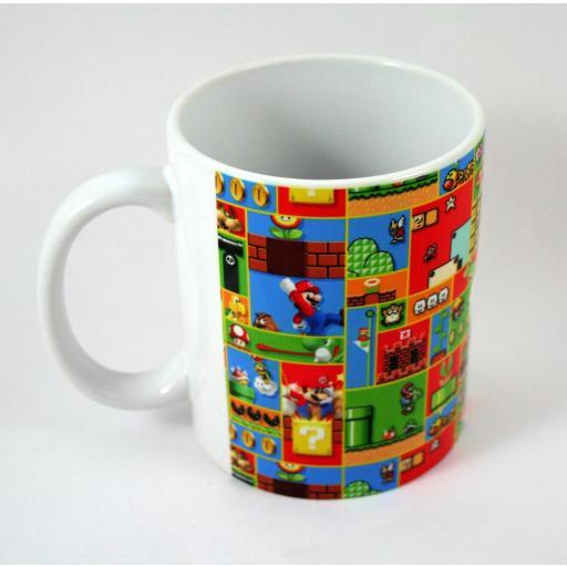 HobbyElx Taza y Llavero Super Mario  [2]