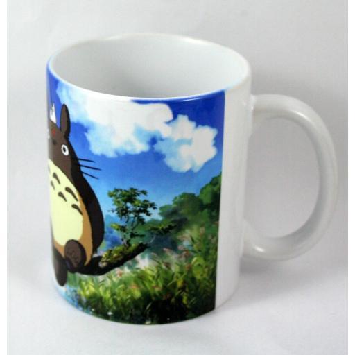 Taza y llavero Totoro [0]
