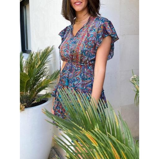 Vestido Lissa Azul [3]