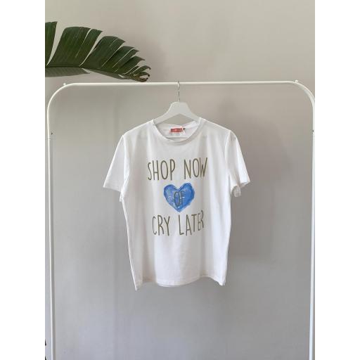 Camiseta Cry