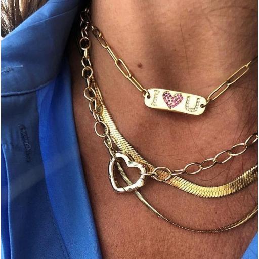 Collar I LOVE YOU [1]