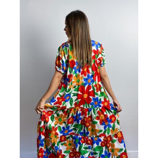 Vestido Floral [2]