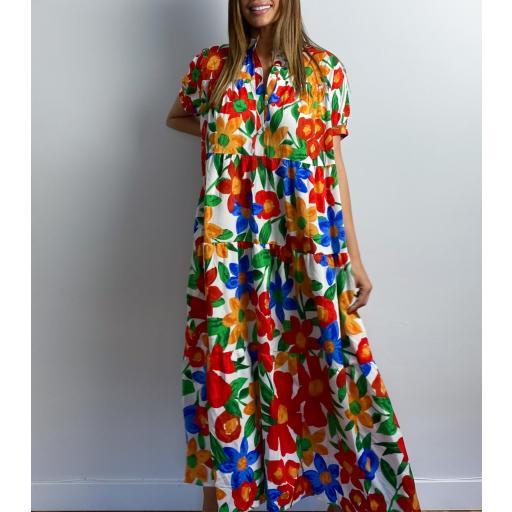 Vestido Floral [1]
