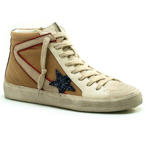 Sneakers Sésamo Camel