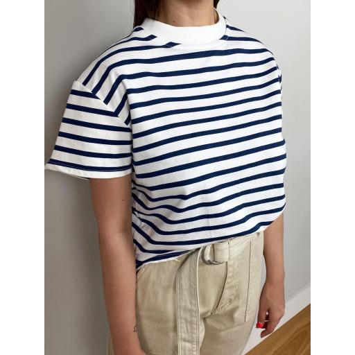 Camiseta marinera