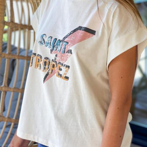Camiseta  Saint Tropez [2]