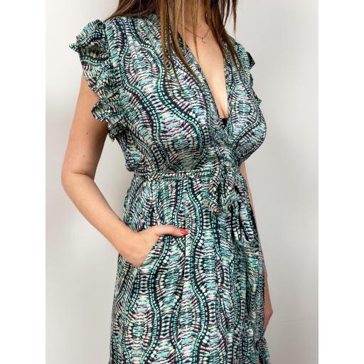 Vestido Lauren Verde [1]